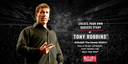 Tony Robbins Unleash the Power Within - Birmingham | 21-24 May 2020