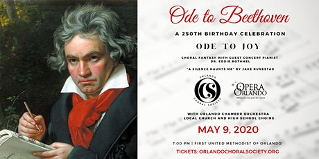 Ode to Beethoven: A 250th Birthday Celebration tickets
