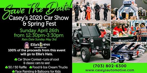 Casey's 2020 Car Show & Spring Fest