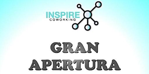 Inspire Coworking Gran Apertura