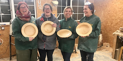 One day beginner bowl turning workshop