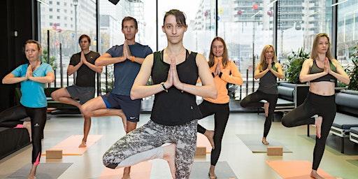 Hatha Yoga à La Défense (paiement sur place)