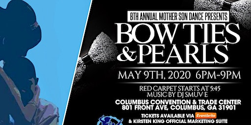 8th Annual Mother Son Dance: BowTies & Pearls