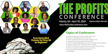 The Profits Conference tickets