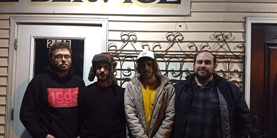 Big Fang, Ditch Boys, The Fiction Kids, and Addy Edward