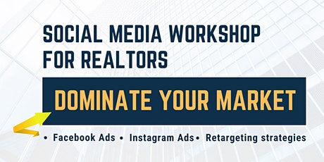 Ads Strategies for Realtors! tickets