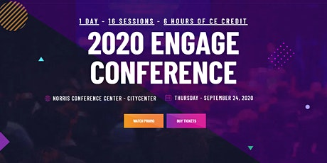 2020 HAR Engage tickets