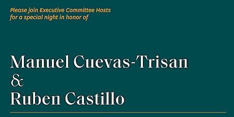 Chicago Reception for Manuel Cuevas-Trisan and Ruben Castillo tickets