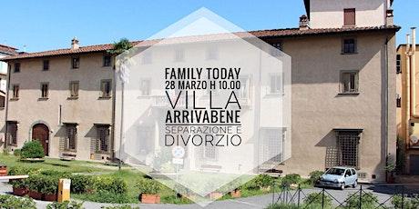 Family ToDay: facciamo il punto su separazione, divorzio e nuove famiglie. biglietti