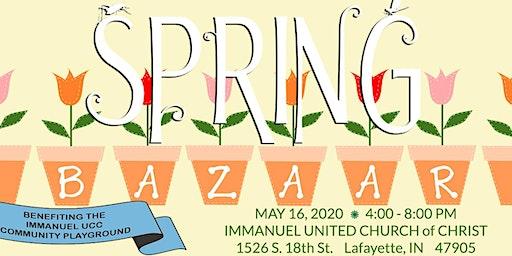 IUCC Spring Bazaar