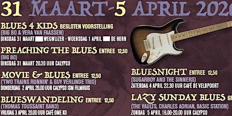 WIJKSE BLUES WEEK (4 tickets voor de prijs van 3) tickets