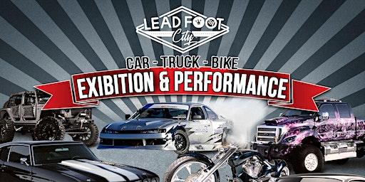 Turn-N-Burn Competition  - Car, Truck & Bike Show