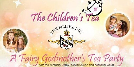CANCELED DUE TO COVID: Children's Tea with the Kentucky Derby Festival tickets