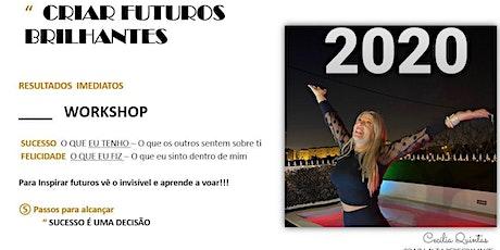 CRIAR FUTUROS BRILHANTES bilhetes