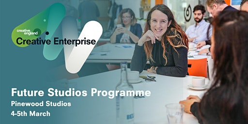 Creative England's Future Studios Programme - register your interest