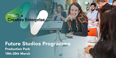 Future Studios Programme - register your interest tickets