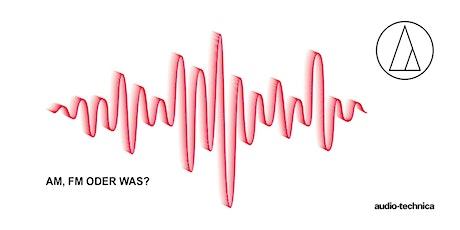 Audio-Technica – Wireless-Seminar bei Pinder Veranstaltungstechnik Tickets