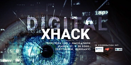 DIGITALxHACK Tickets