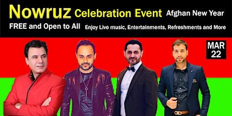 Nowruz Celebration Event tickets