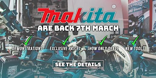 Makita Trade Show - March 2020