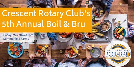 5th Annual Boil & Bru tickets