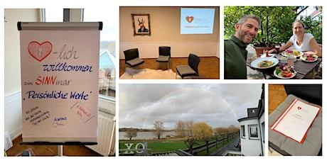 """SINNinar ONLINE: Virtuelles Seminar über """"Persönliche Werte"""" Tickets"""