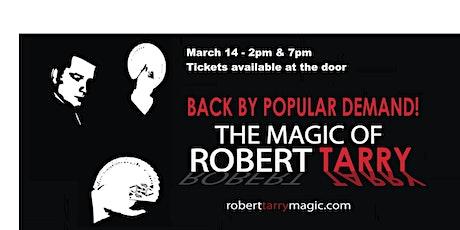 The Magic of Robert Tarry tickets