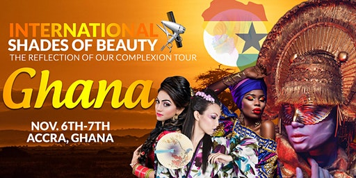 ISOB Africa 2020: The Reflection of Our Complexion Tour Nov. 6-7, 2020