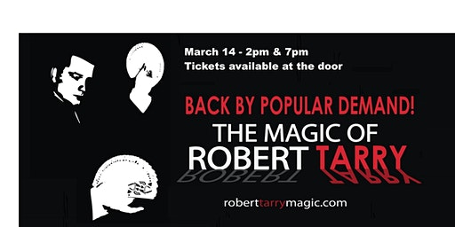 The Magic of Robert Tarry