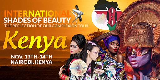 ISOB Africa 2020: The Reflection of Our Complexion Tour Nov. 13-14, 2020