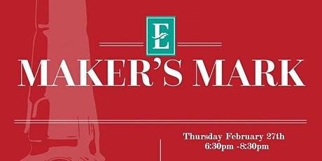Maker's Mark Whiskey Event tickets