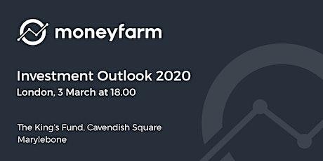 Moneyfarm Investment Outlook 2020 tickets
