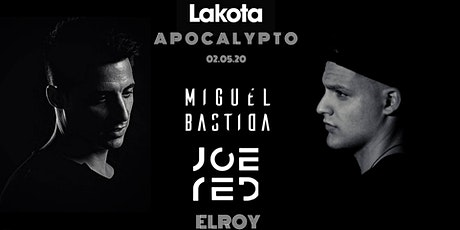 Apocalypto present Miguel Bastida / Joe Red tickets