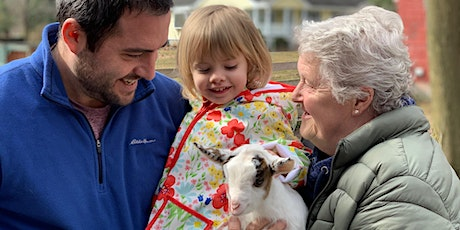 Goats and Giggles - 5/16 | 10:30am - 11:30am | tickets