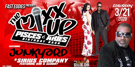 THE MIXX UP with JUNKYARD BAND & SIRIUS COMPANY Feat MS. KIM & SCOOBY tickets