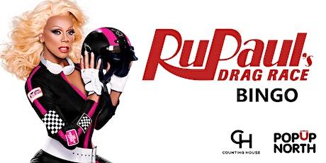 Rupaul's Drag Race Bingo tickets