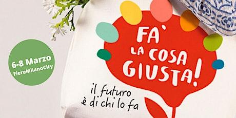"""Antos Cosmetic Show a """"Fa' La cosa Giusta"""" tickets"""