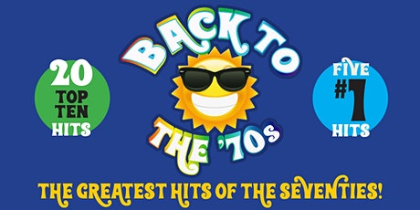 Back to the '70s - New Date tickets