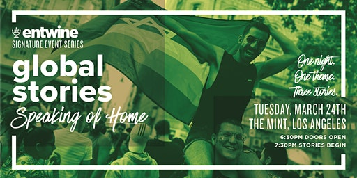 JDC Entwine Global Stories: Speaking Of Home | LA
