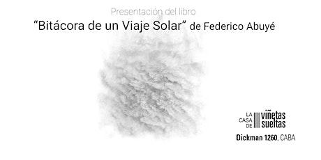 Expo: Bitácora de Un Viaje Solar tickets