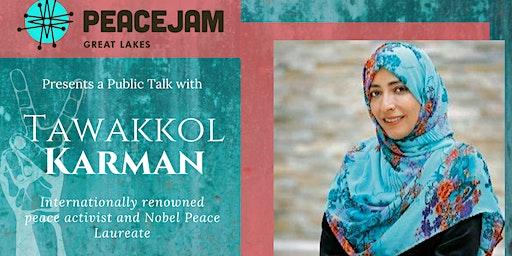 An Evening with Tawakkol Karman