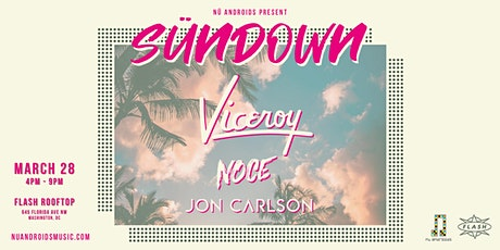 SünDown: Viceroy at Flash Rooftop tickets