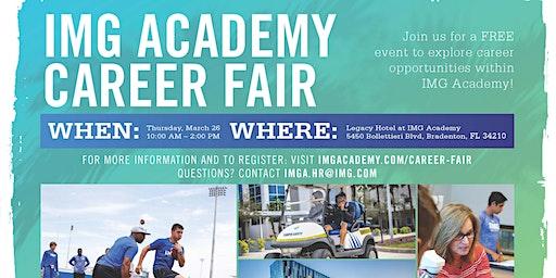 IMG Academy Career Fair