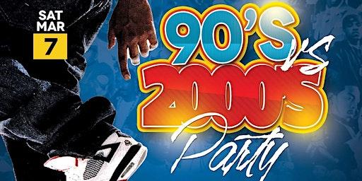 90s vs 2000s Party