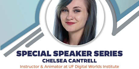 Special Speaker Series: Chelsea Cantrell tickets