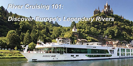 River Cruising 101: Discover Europe's Legendary Rivers tickets