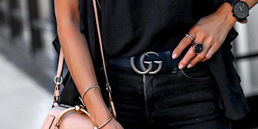 Luxury Fashion Pop-Up Sale!