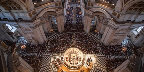 Vierne 150 Festival at St Paul's Cathedral tickets