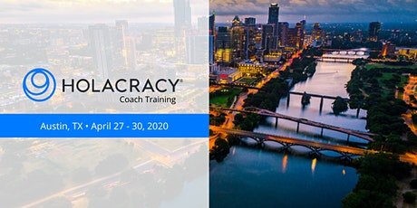 Holacracy Coach Training with Brian Robertson - Austin - April 2020 tickets