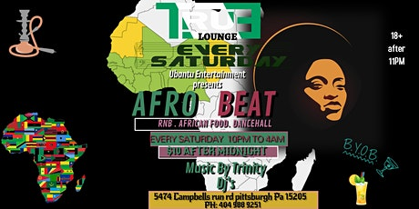 African Night Life tickets